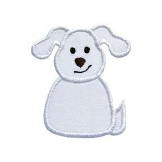 Snowman Family Dog Applique by HappyApplique.com