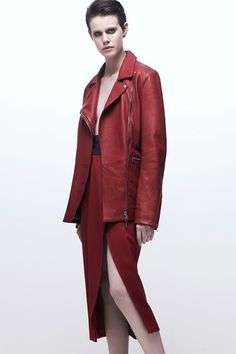 Costume National Pre-Fall 2014 Collection Slideshow on Style.com