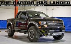 Ford Raptor. these trucks are sexy =]