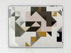 color story - primordial    Laptop & iPad Skin