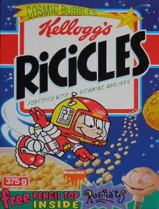 When you used to get toys in cereals....