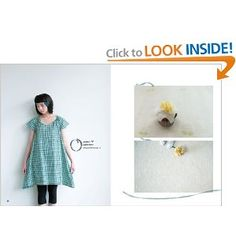 Sweet Dress Book: 23 Dresses of Pattern Arrangement: Yoshiko Tsukiori: 9781780671086: Amazon.com: Books