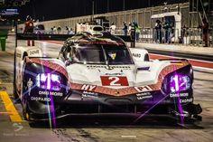 6hBahrain 2017 :: Porsche 919 HY