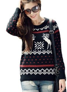dfe8f0c0b6c 12 Pretty Sweet Christmas Sweater That Cool and Warm - Fashiotopia Cute  Christmas Sweater