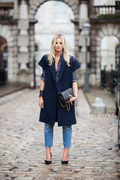 Caroline Mode | Stockholm Street Style