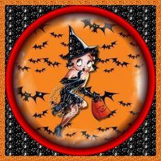 Betty Boop Halloween :: Betty Boop Halloween image by kpilkerton - Photobucket