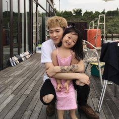 zico & yuri soooo cute #block_b