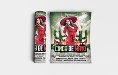 """Cinco de Mayo Flyer Template Features • Size: 1275×1875px (4×6"""") Bleeds 0.25"""" • Fully editable + Full layered • Photoshop Version: CS5 or Higher • Resolution: 300dpi • CMYK Colors Model: • Stock photo not included. #5th #america #background #banner #cactus #card #carnival #celebration #cinco #ciusan #colorful #culture #de #decoration #design #entertainment #feliz #festival #festive #fiesta #flyer #font #greeting #happy #hispanic #holiday #illustration #invitation #jalapeno #latin #layout #l Background Banner, Party Flyer, Print Templates, Flyer Template, Carnival, Photoshop, Invitations, Stock Photos, Illustration"""
