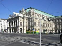 Vienna Opera House ... saw Rudolf Nuryev dance Swan Lake for $1.00 in the standing room only section!