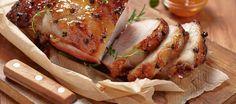 Beenham Voor Uit De Oven/Airfryer recept | Smulweb.nl Honey Glazed Ham, Glazed Pork, Cooking Temp For Beef, Pork Recipes, Cooking Recipes, Cooking Games, Christmas Ham, Holiday Ham, Healthy Recipes