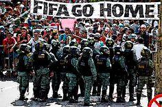 Antonio Lucignano: Brazil 2014 (s)memorandum