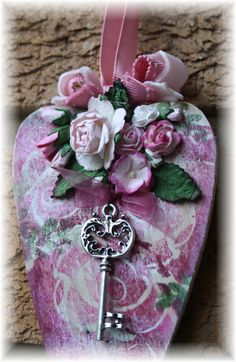 shabby hearts crafts - Google Search