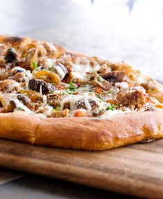Wild Truffle Pizza