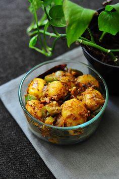 Bombay Potatoes Recipe – Spicy Indian Potato Recipe