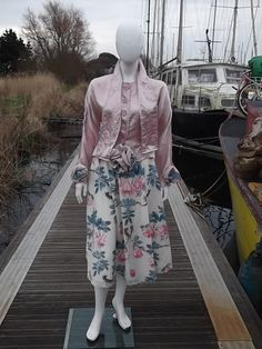 Classy and Stylish Top and Skirt by glenvilles on Etsy, £175.00