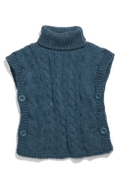 United Colors of Benetton Kids Sweater Vest (Little Girls   Big Girls)  c58494793be7