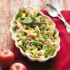 Find more healthy and delicious diabetes-friendly recipes like Apple-Walnut Salad on Diabetes Forecast®, the Healthy Living Magazine.