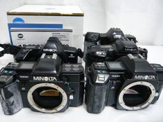 KC324GB ミノルタ α7000等 フイルム一眼5台 ジャンク_画像1