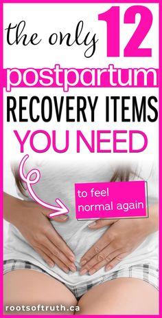 Postpartum Care, Postpartum Recovery, Postpartum Depression, Pregnancy Advice, Post Pregnancy, Pregnancy Workout, Newborn Care, Baby Newborn, Outfit Des Tages