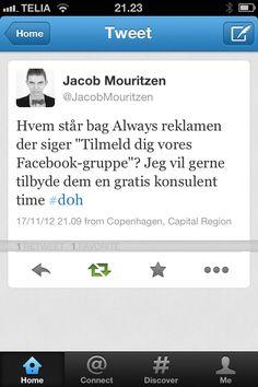 Man kan kun give Jacob ret!