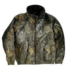 Real Camo Deluxe Jacket