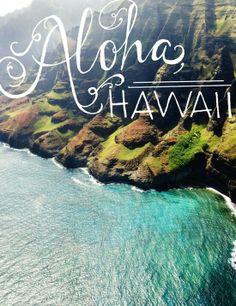 Aloha Hawaii! I want to go here so bad