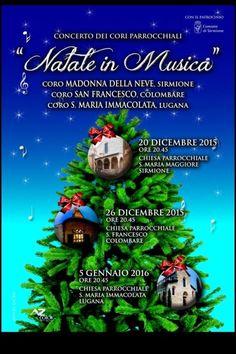 Natale in Musica, ecco gli appuntamenti con i Concerti dei Cori Parrocchiali a Sirmione dal 20 dicembre 2015 al 5 gennaio 2016 @gardaconcierge