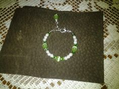 Green with envy. All baby girls need matching jewelry