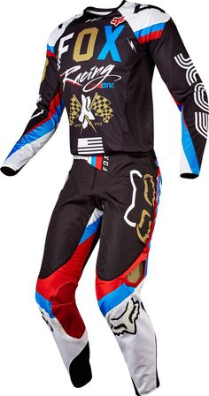 2017 Fox Racing - 360 Rohr Jersey, Pant Combo at BTO SPORTS