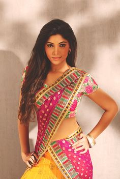 muktha- so colorful - shes beautiful
