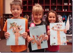 fall trees with puzzle pieces Preschool Puzzles, Fall Trees, Leaf Art, Autumn Day, Puzzle Pieces, First Grade, Fall Halloween, Nursery, Crafts