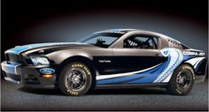 Ford Mustang Cobra Jet Concept Goes Twin-Turbo