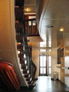 Maritime Museum, Antwerp, Rotterdam, South America, San Diego, Stairs, Cap, Luxury, German