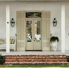 Breezy Neutral Shutters | Stylish Window Shutters - Southern Living Mobile