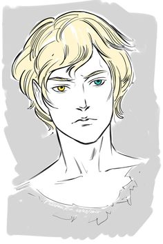 phantomrin:  Mark (TMI, TDA by Cassandra Clare)   Mark Blackthorn! Love, love it.