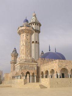 Grande Mosquée de Touba, Touba, Senegal