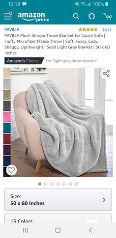 Grey Throw Blanket, Fleece Throw, Dorm Room, Room Inspiration, Plush, Cozy, Dormitory, Grey Ceiling, Dorm Rooms