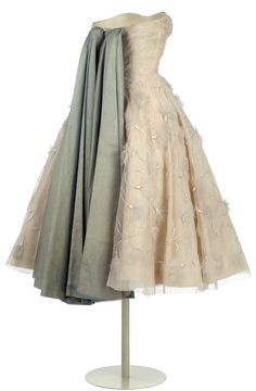 Evening dress by Pedro Rodriguez, c. 1950-60