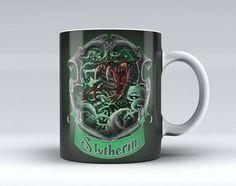 Houses Slytherin Art Coffee Mug Tea Mug Coffee Cup Funny Mug
