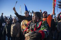 After Dakota Access Pipeline Protests, Army Corps Blocks Final Permit, Will Explore Other Routes : The Two-Way : NPR