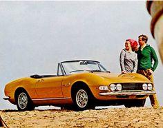 Fiat Dino Spider,