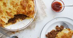 14 of the best Aussie pies Aussie Meat Pie Aussie Pie, Australian Meat Pie, Australian Recipes, Aussie Food, Mince Recipes, Beef Recipes, Cooking Recipes, Easy Recipes, Curry Recipes