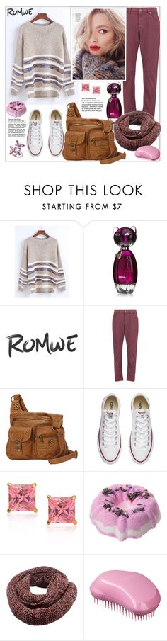"""Romwe"" by natalyapril1976 on Polyvore featuring Mode, Brunello Cucinelli, Ampere Creations, Converse, Sevil Designs und Effy Jewelry"