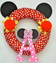Mickey or Minnie Mouse Party on Pinterest | Minnie Mouse, Minnie ...