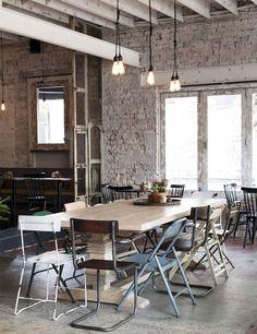 Feast of Merit - industrial chic restaurant in Melbourne | My Cosy Retreat