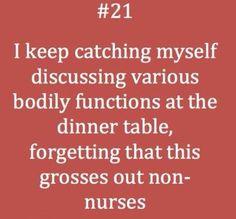 Nurses dinner