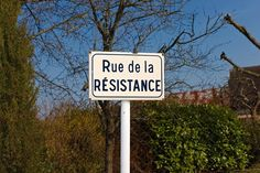 To Resist or Co-exist? That is the Question.