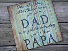 Distressed Wood MOM/GRANDMA Quote Wall Sign by DoodlesinBloom, $45.00