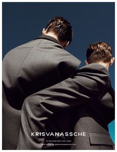 Krisvanassche Spring/Summer 2014 campaign 02 - Photo by Alessio Bolzoni