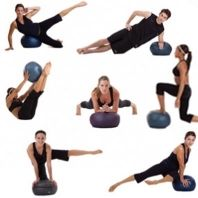 Ugi Ball Home Fitness System...very cool!